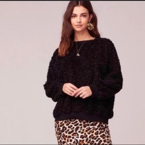 Back in Black Poodle Sweater | Band of Gyp…